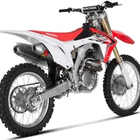 Honda Motocross Vector Templates