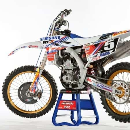 Motocross Vector Graphics Templates