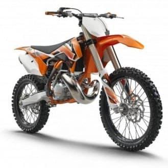 KTM Motocross Vector Templates