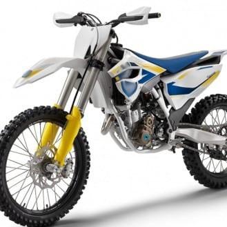 Husqvarna Motocross Vector Templates