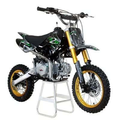 Pitbike Motocross Vector Templates