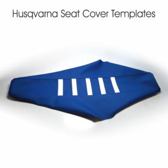 Husqvarna Seat Cover Templates