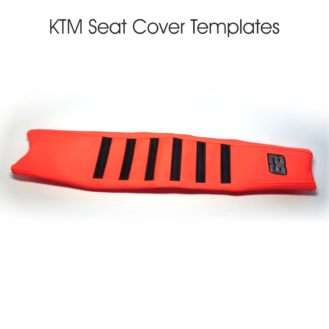 KTM Seat Cover Templates