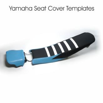 Yamaha Seat Cover templates